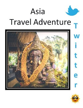 (Travel and Tourism) Travel Asia Adventure- Twitter Research Guide
