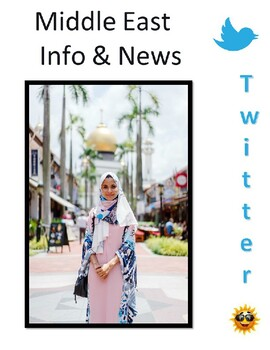 (Travel and Tourism) TravelMidEast - Twitter Research Guide