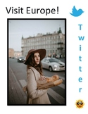 (Travel and Tourism) Visit Europe - Twitter Research Guide