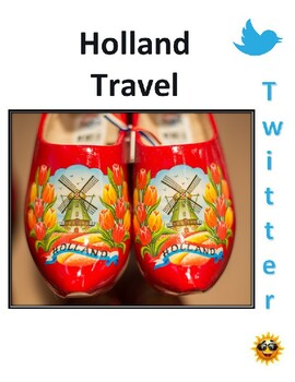 (Travel and Tourism) Visit Holland - Twitter Research Guide