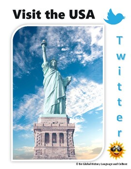 (Travel and Tourism) Visit The USA - Twitter Research Guide