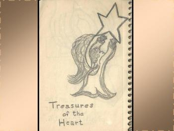 Treasures Of The Heart  Sketch E-Book and Printouts