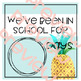 *Tropical Themed* Counting To 100 Days Of School
