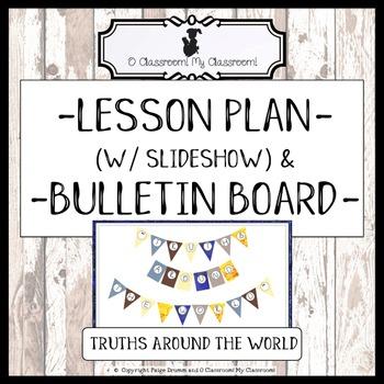 Maxims - Writing Activity, Lesson Plan, & Bulletin Board- (#1)