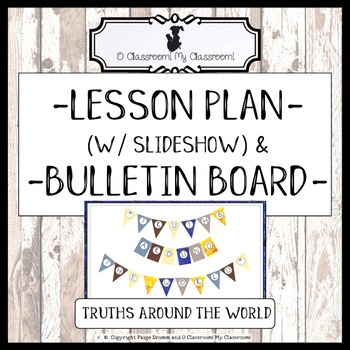 Maxims - Writing Activity, Lesson Plan, & Bulletin Board- (#1)