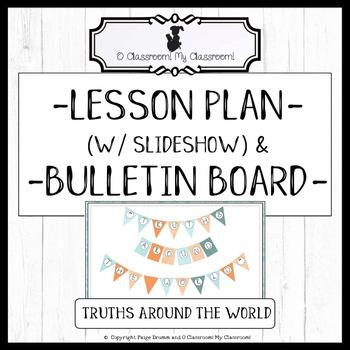 Maxims - Writing Activity, Lesson Plan, & Bulletin Board- (#2)