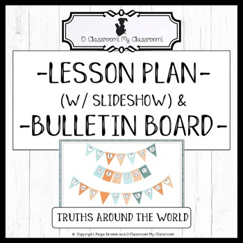 Maxims - Writing Activity, Lesson Plan, & Bulletin Board- (#2)