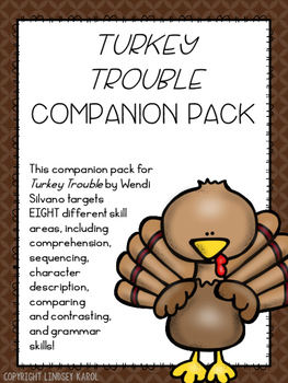 """Turkey Trouble"" Companion Pack"