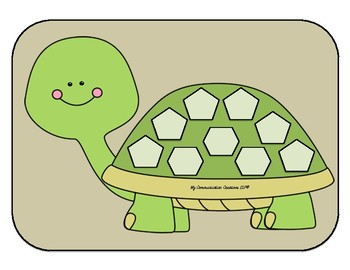 {Turtle Transformation} Cut + Paste Speech Activity for Initial /T/
