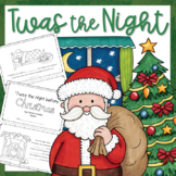 'Twas the Night Before Christmas Booklet