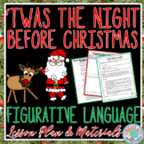 'Twas the Night Before Christmas Figurative Language Lesson Plan