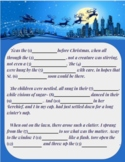 'Twas the Night Before Christmas Mad Libs (Google Version