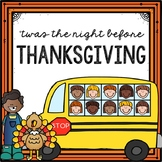 'Twas the Night Before Thanksgiving Book Companion