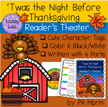 'Twas the Night Before Thanksgiving -- Reader's Theater