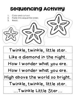 { Twinkle Twinkle Little Star }