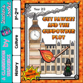 {UK Freebie} Guy Fawkes and the Gunpowder Plot
