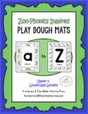 Zoo Phonics - Play Dough Mats