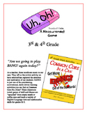 """""""Uh, Oh!"""" Standard Measurement Units 3rd & 4th Grade Commo"""
