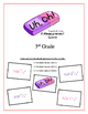 """Uh, Oh!"" Standard Measurement Units 3rd Grade Common Core Game Packet"