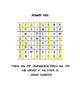 -Ui Vowel Digraph Word Search