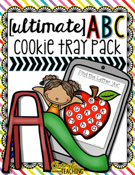 {Ultimate} ABC Cookie Tray Pack