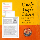 """Uncle Tom's Cabin"":  Excerpt and Analysis"