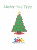 """""""Under My Tree"""" adapted book for Special Ed and Autism"""