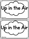 """Up in the Air"" (Transportation Emergent Reader and Activity Dollar Deal)"
