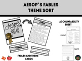 *Updated* Aesop's Fables Theme Match