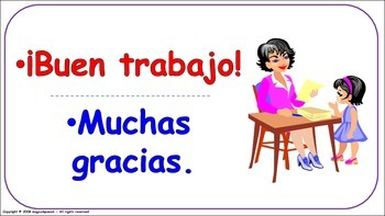 """Useful Expression in our Spanish class"" Flashcards - PDF Document (Spanish)."