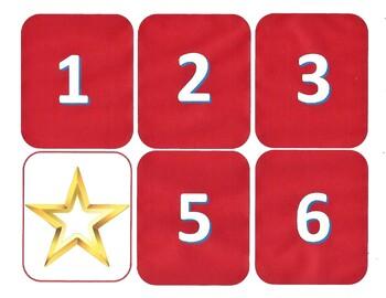 (VIPKid) Find A Star Game Boards - July, August, September