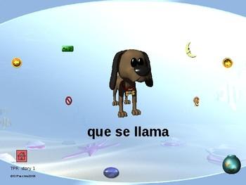 ¡VIVA! Story 1 -  Comprehensible Input - Rafael, el pez especial - Spanish 1