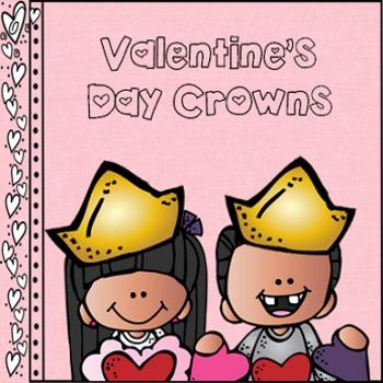 ❤ Valentine's Day Crowns ❤
