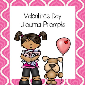 ❤ Valentine's Day Journal Pages ❤