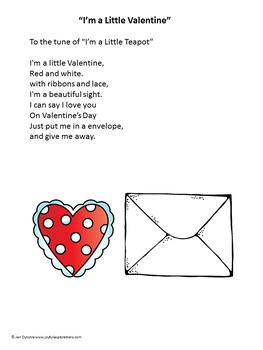 ❤ Valentine's Day Songs and Poems ❤