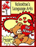 Valentine's Day Activities: Valentine's Language Arts Acti