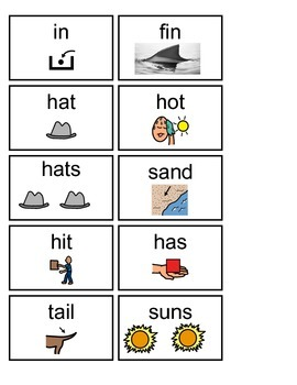 *Visual* Reading Mastery K flashcards Lessons 1 -80