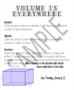 """Volume is Everywhere"" Volume Exploration"