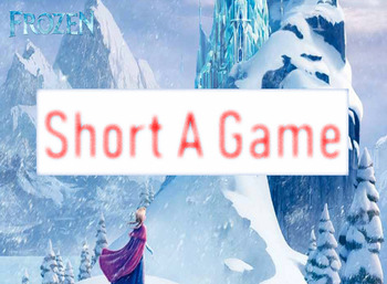 ▶️Vowels Review - Short A Frozen Game - Picture and Word Prompt - K-1 - PPT