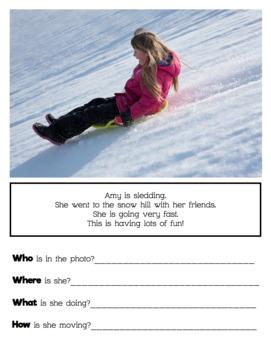 """""""W"""" Questions Photo Bundle"""
