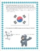 (W) The World Goes to PyeongChang - A Winter Olympic Glyph