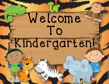 Image result for welcome sign for kindergarten classroom