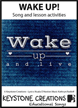 MP3: READ, SING & LEARN About Gratitude, Empathy, & Making Choices...