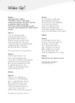 'WAKE UP!' (Grades K-7) ~ Lyric Sheet PDF: Kindness, Empathy, Gratitude, Choices