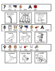 """WH"" Olympic Questions Comprehension Worksheets (Autism, Speech)"