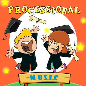 """What a Wonderful World"" Processional Music Tracks Pre-K"