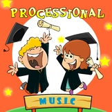 """What a Wonderful World"" Processional Music Tracks Pre-K"
