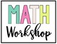 - WHITE - MATH Workstation Clip Chart Management System