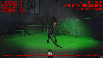 (WINDOWS VERSION) ★ Halloween Hero - Direction Following Game For Telepractice ★