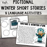 {WINTER} Fictional Stories: Comprehensive Language Pack